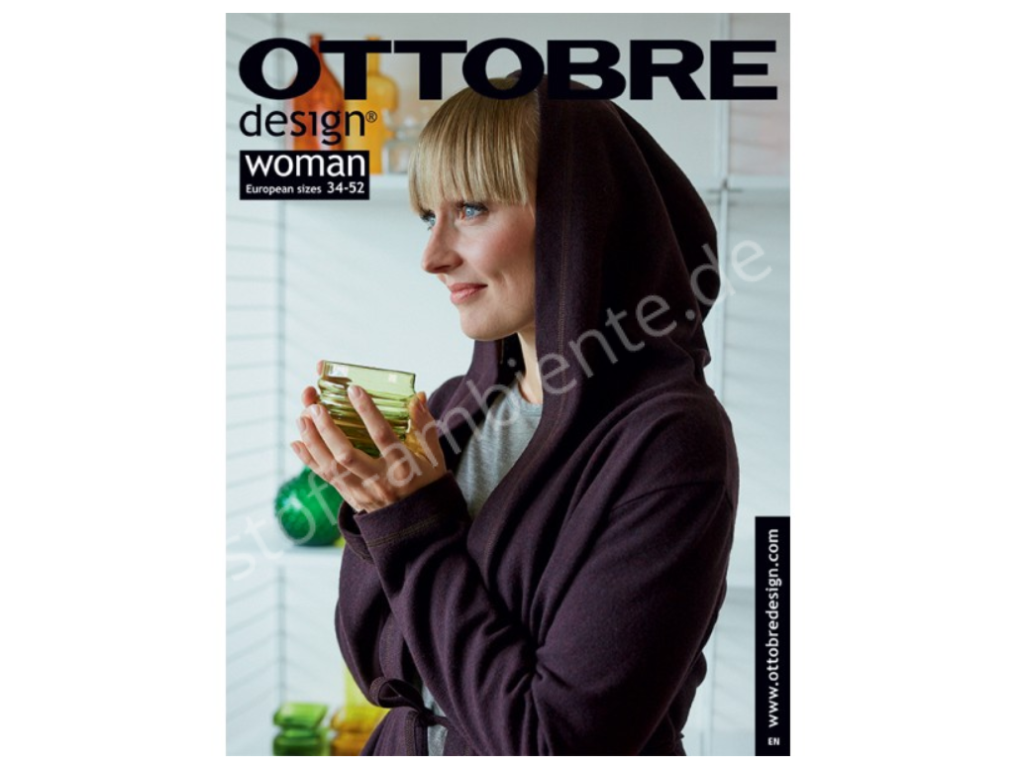 Ottobre Woman Herbst/Winter 05/2018