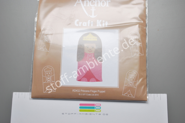 Anchor Craft Kit Prinzessin